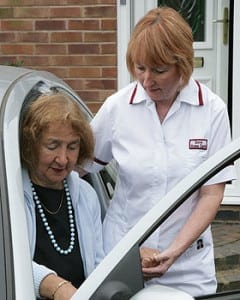 Home Care in Solihull