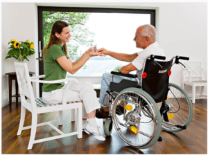 disable care at home