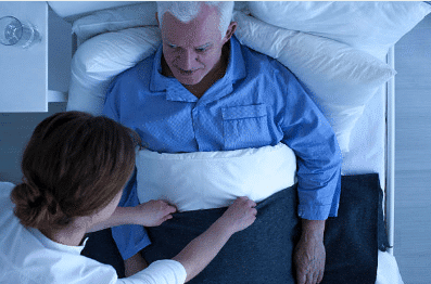 Overnight Carer at home, live in care