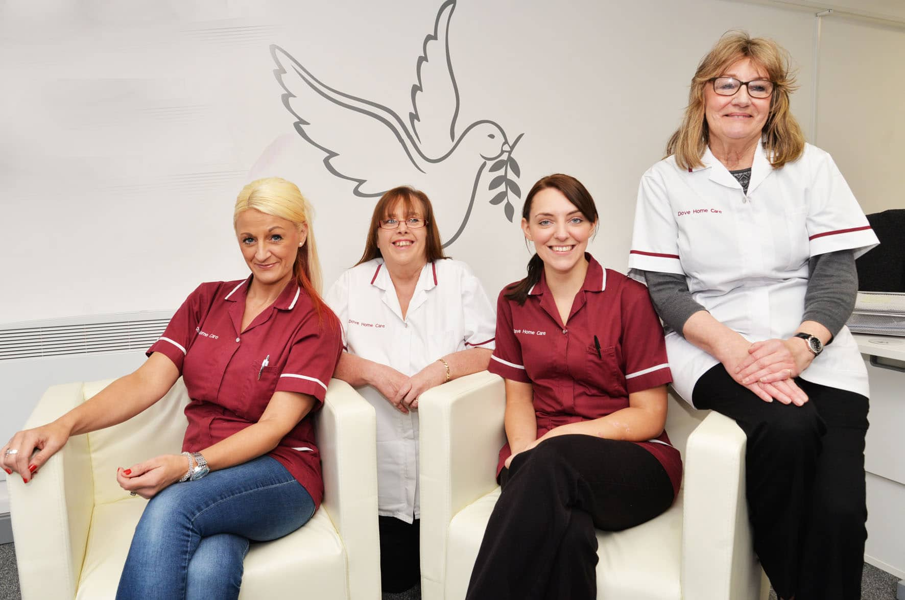 Careers With Dove Home Care